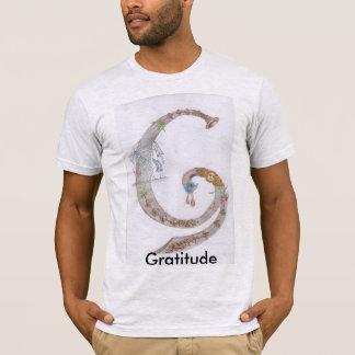 Camiseta iluminada de G