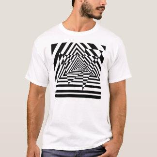 Camiseta Ilusión del casino de los triángulos que intenta