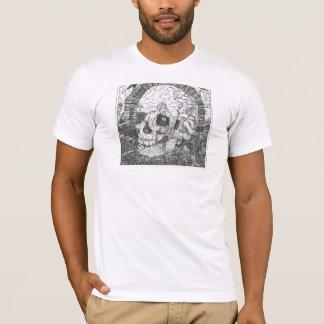 Camiseta Ilusión del cráneo y del arco