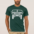 Camiseta Ilustracion de Hummer/de Humvee