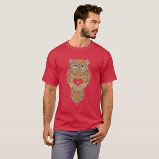 Camiseta Ilustracion del búho