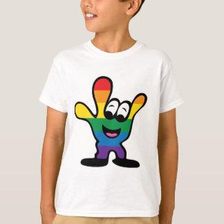 Camiseta ILYrainbowFinal
