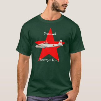 Camiseta Ilyushin Il-2, Sturmovik
