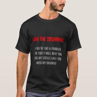 Camiseta Im el batería