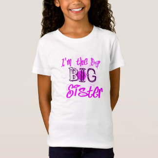 Camiseta Im la hermana grande