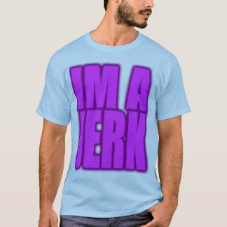 Camiseta IM una danza del tirón del justillo del TIRÓN que
