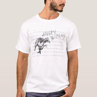Camiseta Imágenes enojadas del conejito