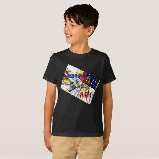 Camiseta Imagínese para crear arte
