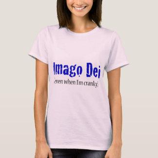 Camiseta Imago Dei (incluso cuando estoy irritable)