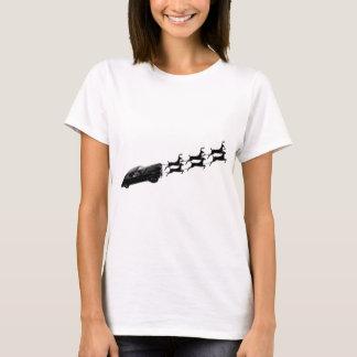 Camiseta Impala en vuelo
