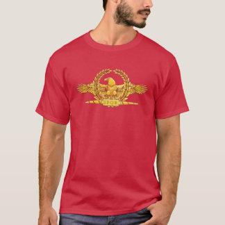 Camiseta imperial romana del gráfico de Eagle