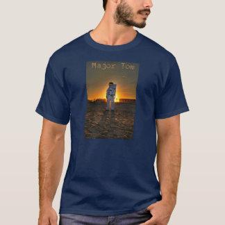 Camiseta importante del astronauta de Tom