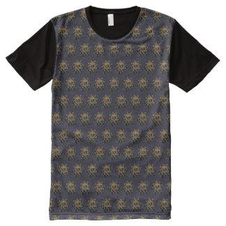 Camiseta impresa roca