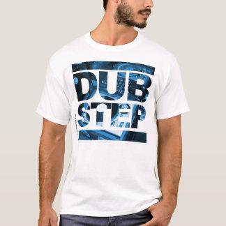 Camiseta Impresión de las cubiertas de Dubstep