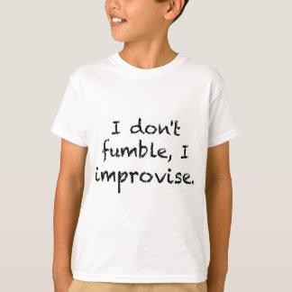 Camiseta Improviso