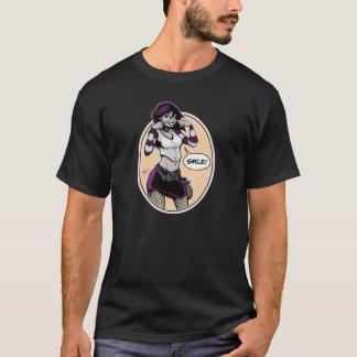 Camiseta Impulsión de la aceitera - lirio - a todo color