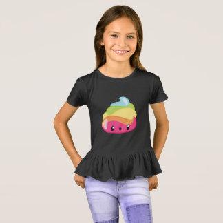 Camiseta Impulso Emoji del arco iris