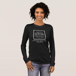 Camiseta inalámbrica de madres del banco del