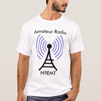 Camiseta inalámbrica de radio de la torre