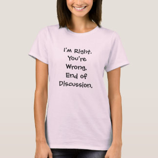 Camiseta Incluso no intente