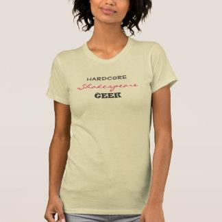 Camiseta incondicional del friki de Shakespeare