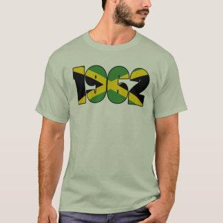 Camiseta Independencia jamaicana - nueva