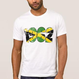Camiseta Independencia jamaicana - vintage