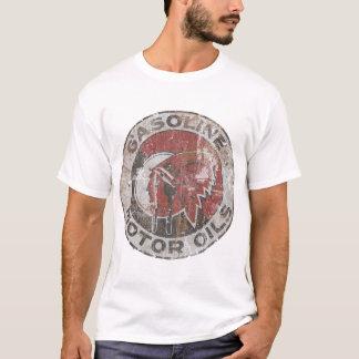 Camiseta Indio del vintage