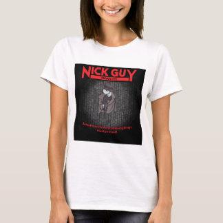Camiseta Individuo de Nick, detective privado