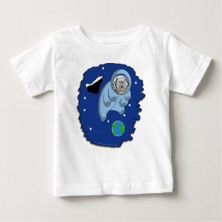 Camiseta infantil Astro-Tardígrada