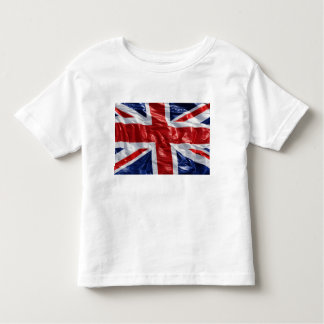Camiseta infantil británica