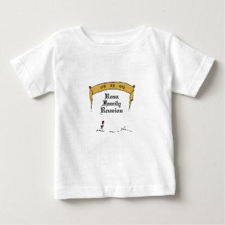 Camiseta infantil de la reunión de Rosa