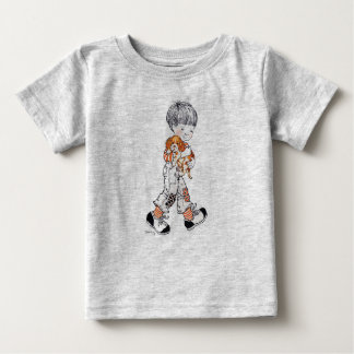 "Camiseta infantil del ""Finn"" de Sarah Kay"