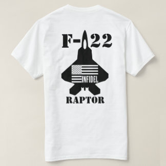 Camiseta Infiel de la HB F-22