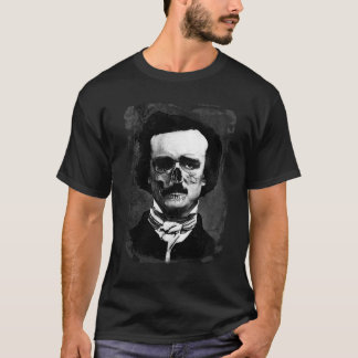 Camiseta Infierno de Edgar Poe