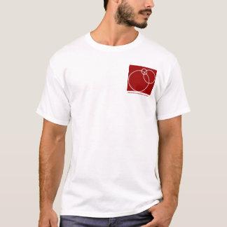 Camiseta innovadora de la red del desarrollo