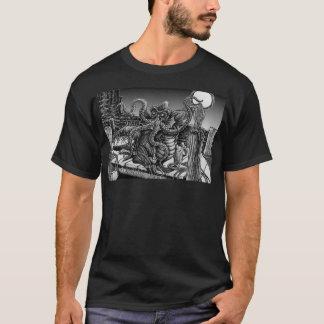 Camiseta Innsmouth profundamente uno