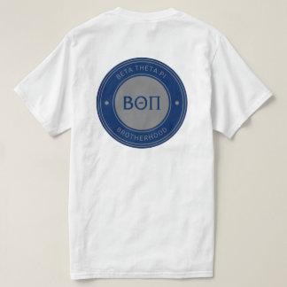 Camiseta Insignia beta de la theta pi el |