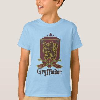 Camiseta Insignia de Harry Potter el | Gryffindor