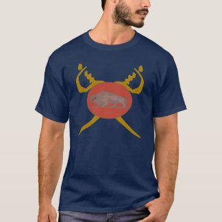 Camiseta Insignia del soldado del búfalo