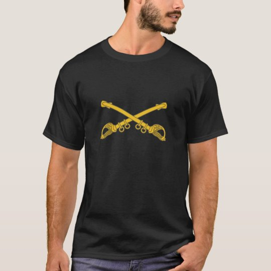 Camiseta Insignias de la caballería