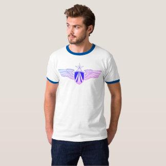 Camiseta Insignias: Fuerza aérea del ejército de la