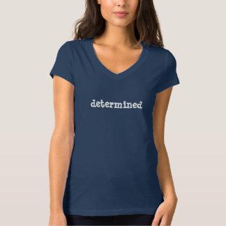 Camiseta inspirada resuelta del traje