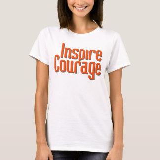 Camiseta Inspire el valor