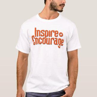 Camiseta Inspire y anime