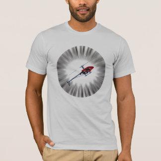 Camiseta instinto de 3D Heli