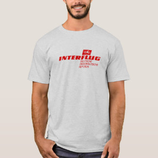 Camiseta Interflug
