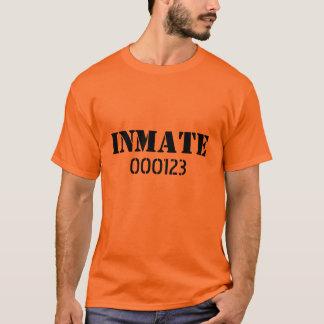 Camiseta Interno de la prisión