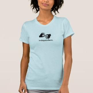 Camiseta Intérprete independiente