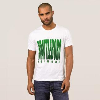 Camiseta intrépida de Brattleboro